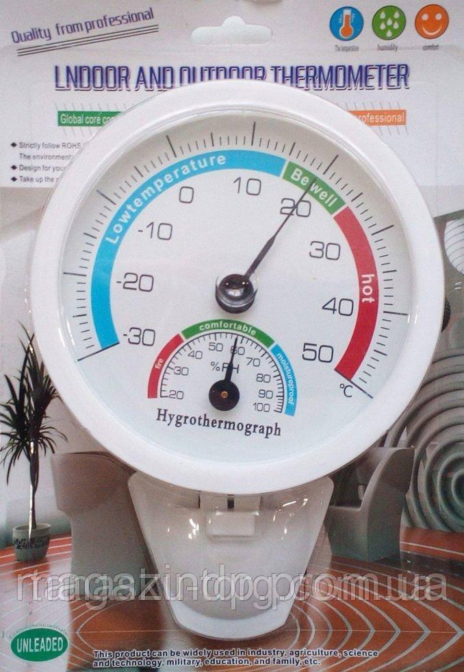 Термометр  гигрометр  Th109 Код товара: 1256143