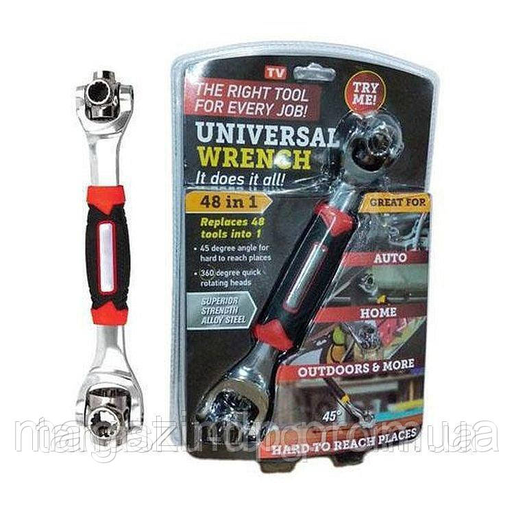 Универсальный гаечный ключ versal Wrench 48 в 1 Код товара: 1256155