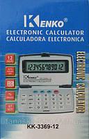 Калькулятор настольный  KK-3369-12 Код товара: 1256267, фото 1