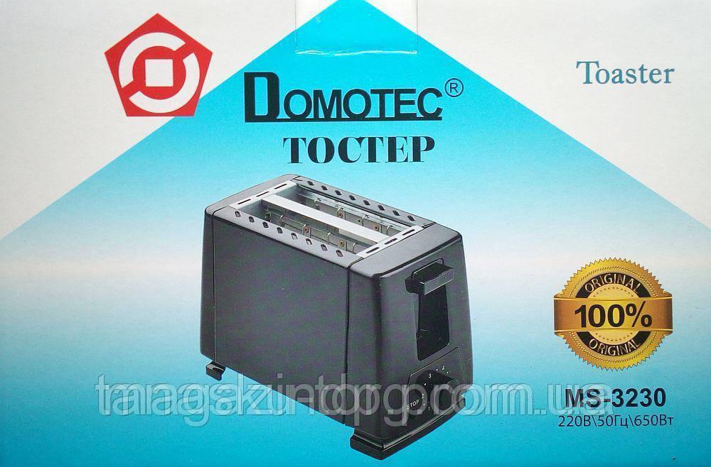 Тостер  Ms-3230, 650Вт Код товара: 1256300
