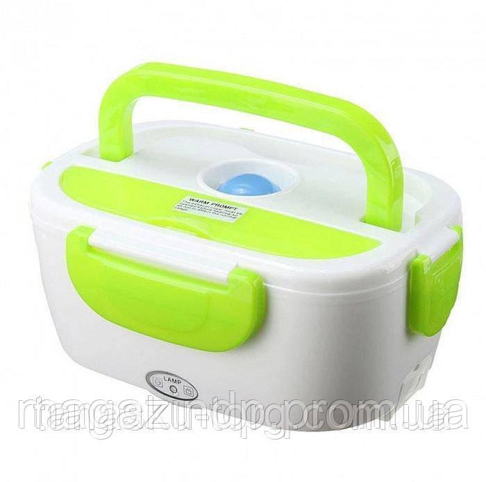 Электрический Ланч Бокс с подогревом Lunch Ys-001, green Код товара: 3740267