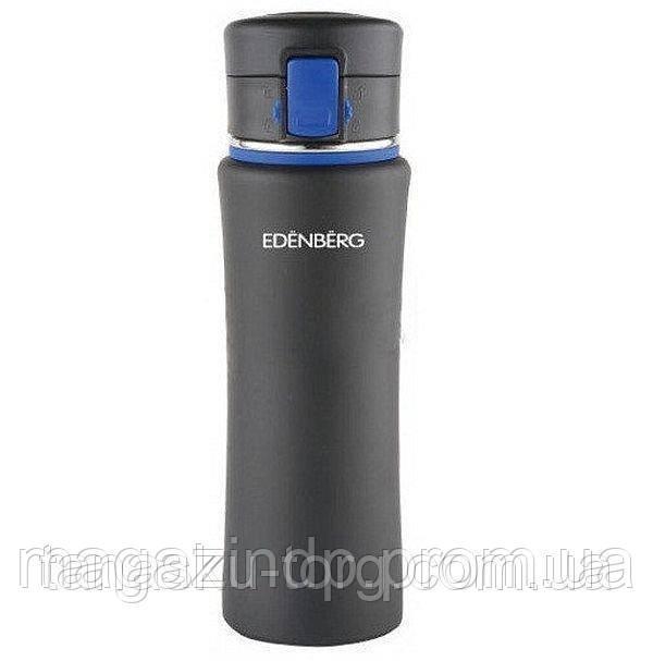 Термокружка термос Eden Eb-628, blue вставка Код товара: 3749428