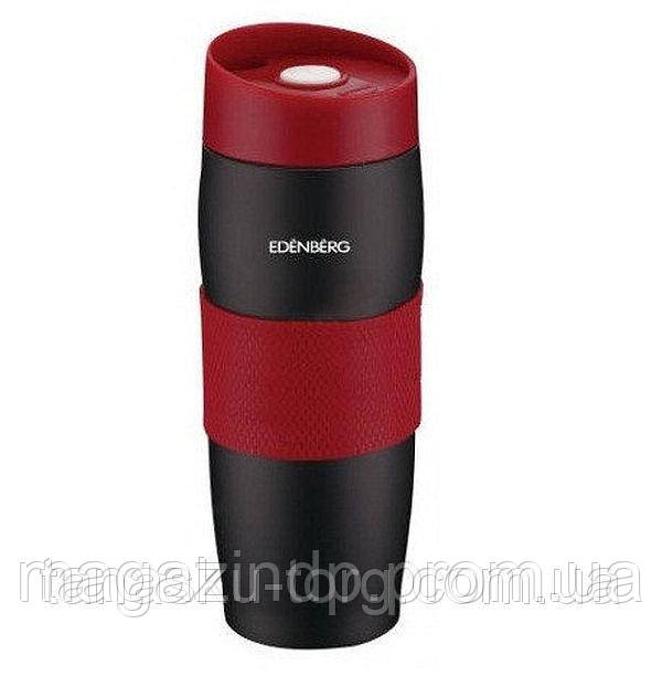 Термокружка термос Eden Eb-622, red вставка Код товара: 3749437