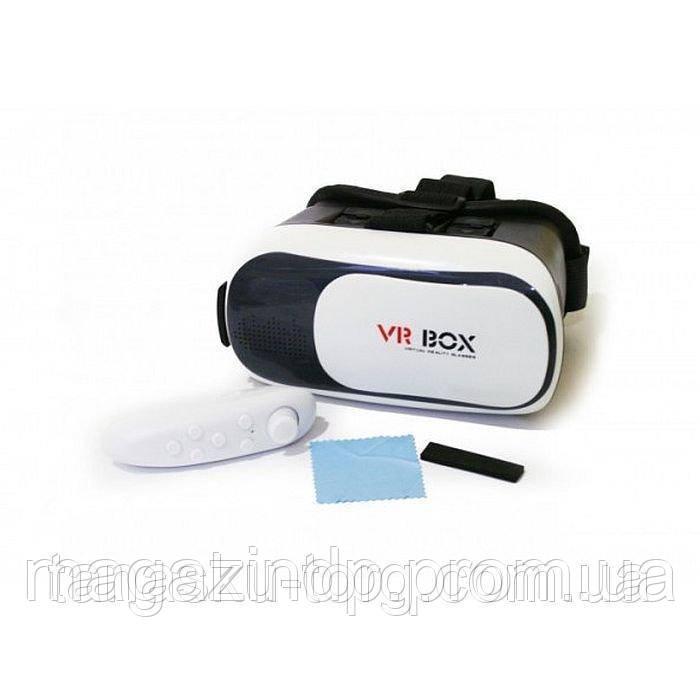 Очки виртуальной реальности Vr  2.0 с пультом Код товара: 3799621