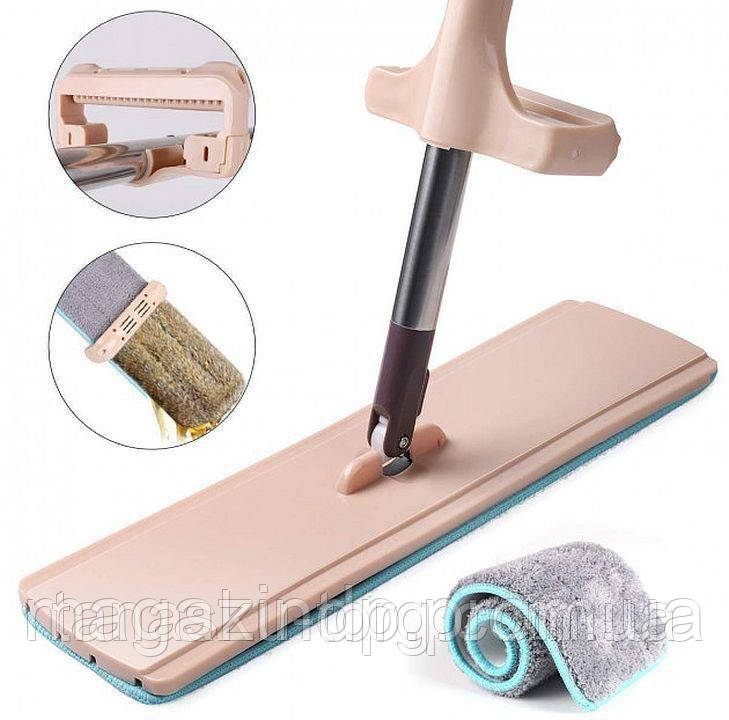Швабра лентяйка с отжимом Spin Mop 360 Код товара: 3829850