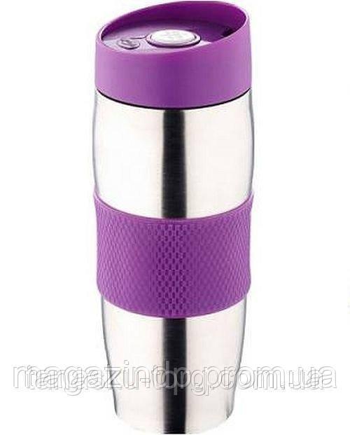 Термокружка термос Eden Eb-621, purple вставка Код товара: 3829856