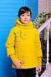 Детская демисезонная куртка для девочки Миледи, размеры 122-152р., фото 5