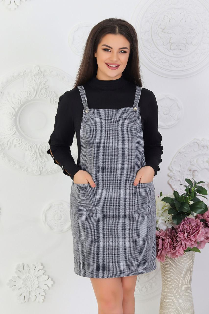 Женский сарафан влю509