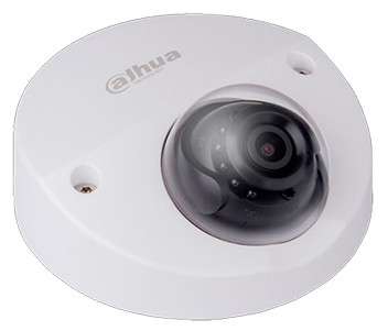 DH-IPC-HDPW1420FP-AS (2.8 мм)  4МП IP видеокамера Dahua с встроенным микрофоном