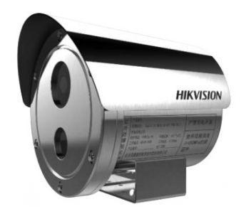 DS-2XE6222F-IS (4мм)  2 Мп взрывозащищенная сетевая камера Hikvision