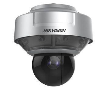 DS-2DP0818ZX-D/236 (5мм)  PanoVU панорамная 180° + PTZ видеокамера Hikvision