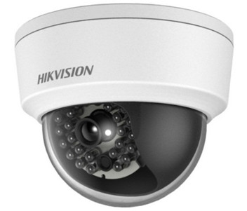 DS-2CD2132F-IS (2.8 мм)  3МП IP видеокамера Hikvision с ИК подсветкой