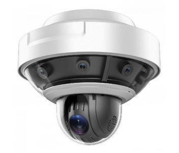 DS-2DP0818Z-D (5мм)  Панорамная 180° + PTZ PanoVU видеокамера Hikvision