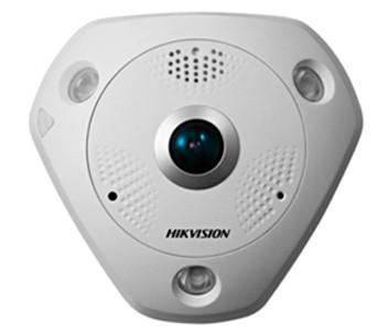 DS-2CD63C2F-IVS  12Мп IP видеокамера Hikvision