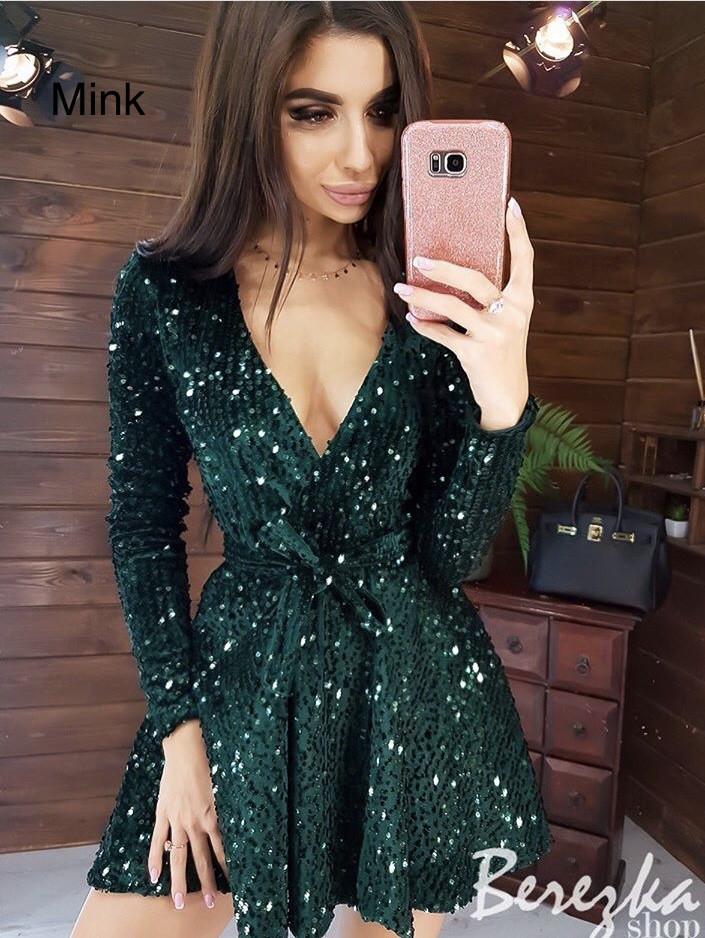 Платье мм349