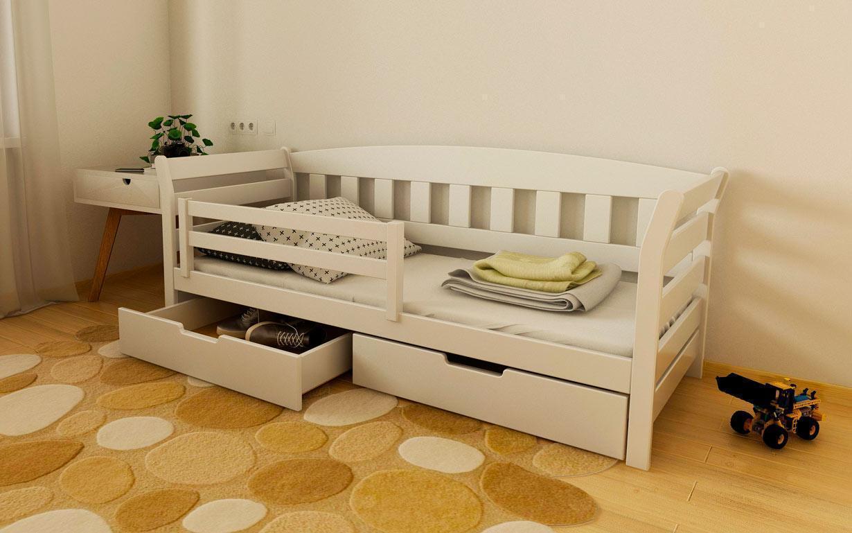 Кровать односпальная детская (подростковая) Тедди LUNA