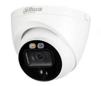 DH-HAC-ME1200EP-LED 2.8mm  2 МП HDCVI видеокамера активного реагирования