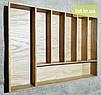 Деревянный лоток для столовых приборов Lot 807 600х500. (индивидуальные размеры), фото 3