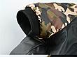 Зимняя одежда для домашних животных для собак, камуфляжная куртка для щенков, Теплая Флисовая Куртка для собак, фото 6