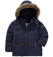 Зимняя куртка с капюшоном для мальчика Topolino Германия Размер 122, 128