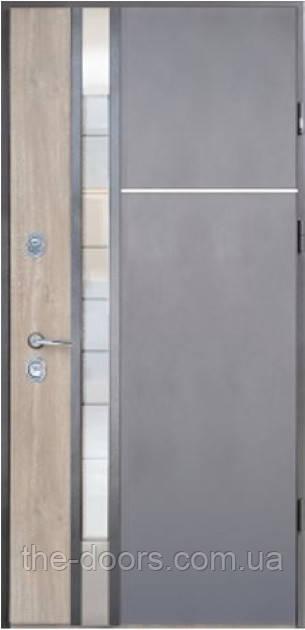 Двері вхідні STRAJ Proof модель Giada A SL