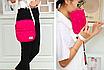 Рюкзак женский городской в горошек Werring Розовый, фото 7