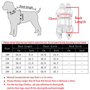 Одяг для собак, зимова м'яка толстовка одяг для чихуахуа теплий одяг для собак, зимова одяг для собак д, фото 3