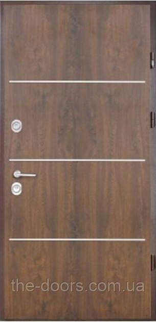 Двері вхідні STRAJ Proof модель Giada D