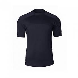 M-Tac футболка Coolmax Elite Tactical с велкро синяя