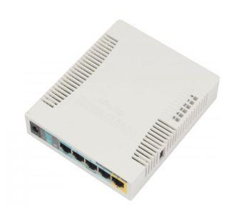 RB951Ui-2HnD  2.4GHz Wi-Fi точка доступа с 5-портами Ethernet для домашнего использования