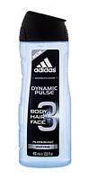 Гель для душа Adidas Dynamic Pulse 3-в-1, 400 мл