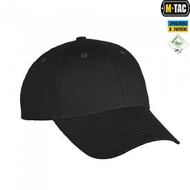 M-Tac Бейсболка Elite Flex рип-стоп черная