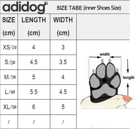 Угги для собак, обувь для собак, ботинки для собак, теплая обувь для собак, зимние ботинки для собак, фото 2