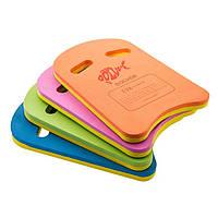 Доска для плавания Dolvor ,синий,салатовый,розовый,оранжевый