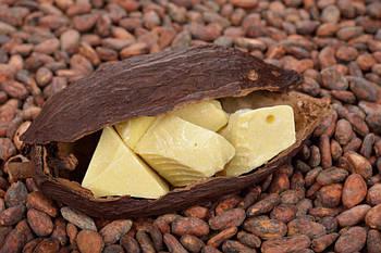 Масло какао нерафінована