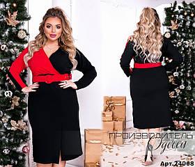 Женское платье большого размера 48-50, 52-54, 56-58, 60-62