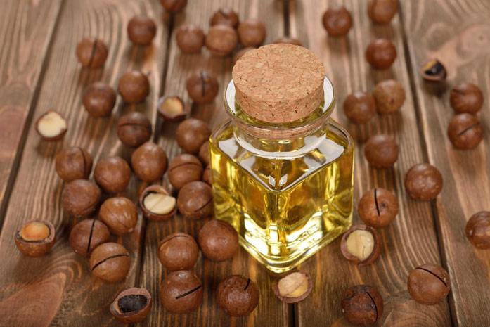 Олія горіха Макадамії, нерафінована