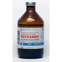 Тетравит 100мл- витамины для животных