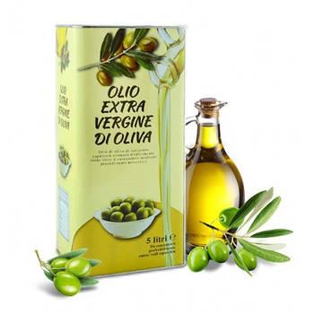 Олія оливкова (Extra Virgin)