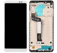Дисплей для Xiaomi Redmi Note 5, белый, с сенсорным экраном, модуль оригинал !