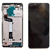 Дисплей Xiaomi Redmi Note 5, черный, с сенсорным экраном модуль
