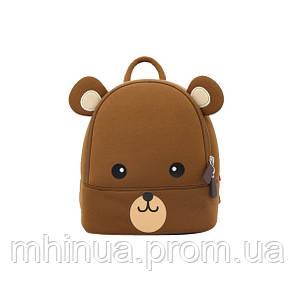 Дитячий рюкзак Nohoo Ведмедик Великий (NHB249L), фото 2