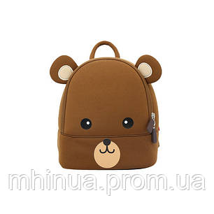 Дитячий рюкзак Nohoo Ведмедик Середній(NHB249M), фото 2