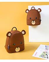 Дитячий рюкзак Nohoo Ведмедик Середній(NHB249M), фото 3