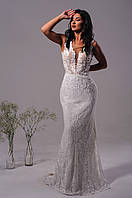 Весільна сукня Вечернее платье. Платье рыбка. Вечірня сукня. Очень к, фото 1