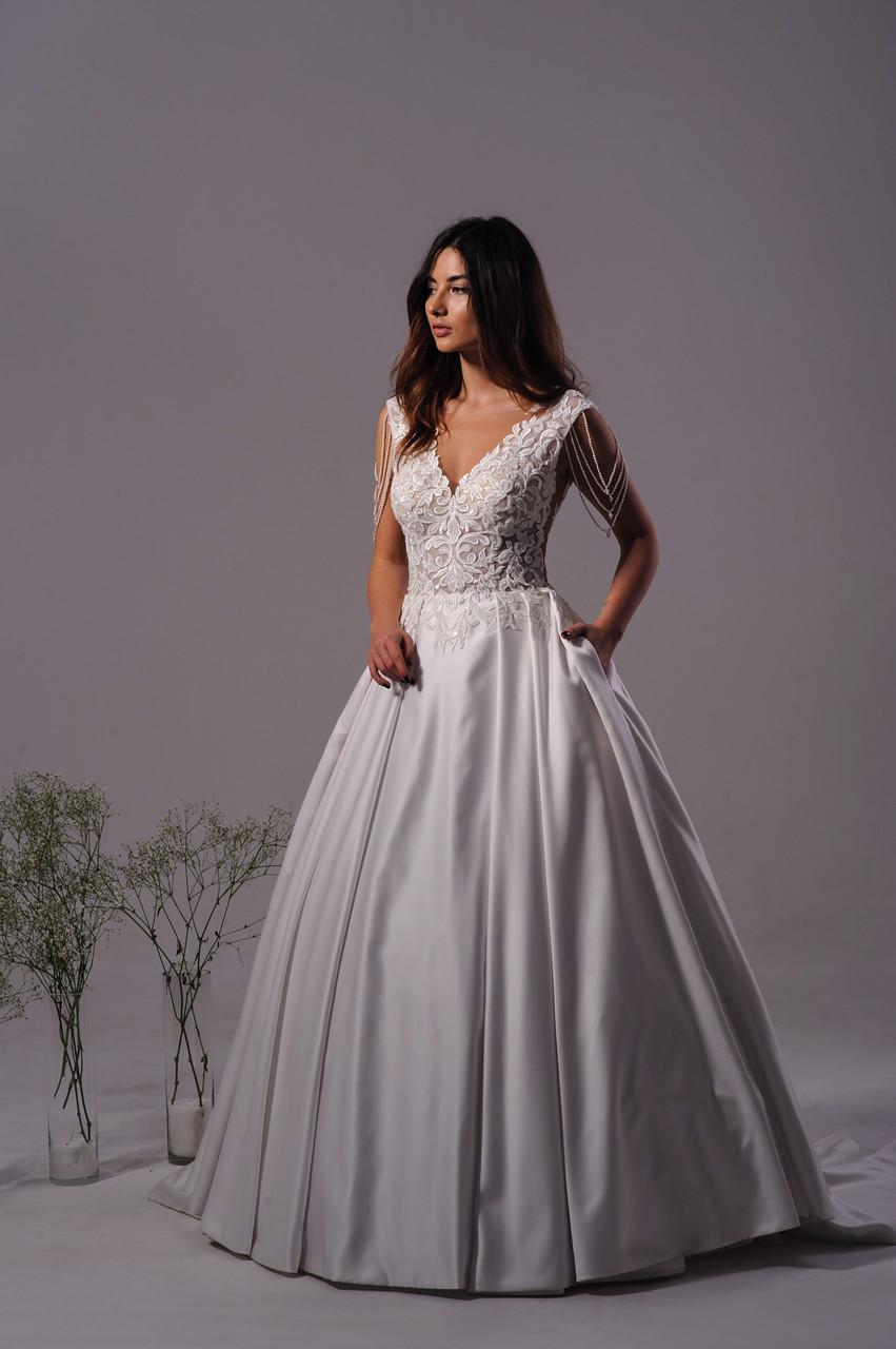 Весільна сукня.Свадебное платье. Вечернее платье. Платье рыбка. Вечірня сукня.