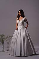 Весільна сукня.Свадебное платье. Вечернее платье. Платье рыбка. Вечірня сукня., фото 1