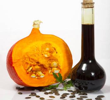 Нерафінована олія гарбуза