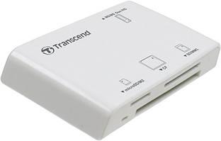Картрідер Transcend TS-RDP8W All-in-1 White