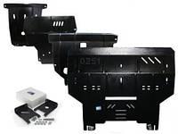 Защита картера Audi A4 B6 2000-2004 V- 1,6; 2,0; 1,9TDi (окрім 1,8Т)(окрім 4х4),захист АКПП